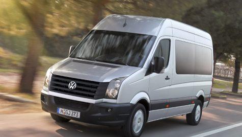 Volkswagen a lansat noul Crafter