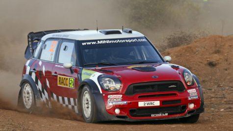 Prestație bună pentru MINI WRC Team în Spania