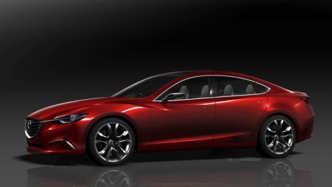 Mazda TAKERI prezentat în premieră mondială la Tokio