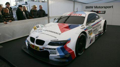 Bine ai venit BMW M3 DTM!