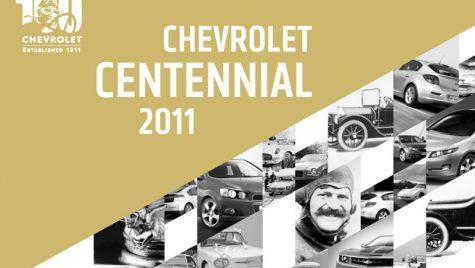 Chevrolet sărbătoreşte onorabila vârsta de 100 de ani