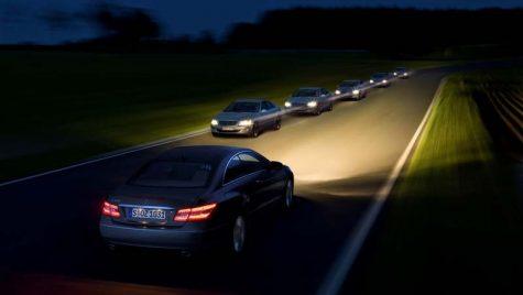 Mercedes-Benz România demarează cea de-a treia ediţie a testului de lumini gratuit