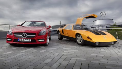 Mercedes-Benz SLK 250 CDI – un roadster pentru amatorii de autonomie