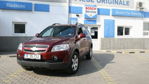 Proba second hand: Chevrolet Captiva
