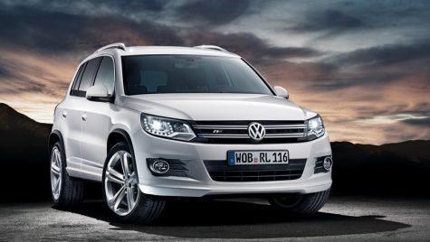 Extra atitudine pentru Volkswagen Tiguan cu pachetul R-Line