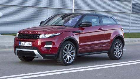 Test cu Range Rover Evoque în următorul număr AutoExpert