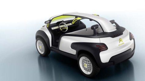 Concept car CITROËN & LACOSTE