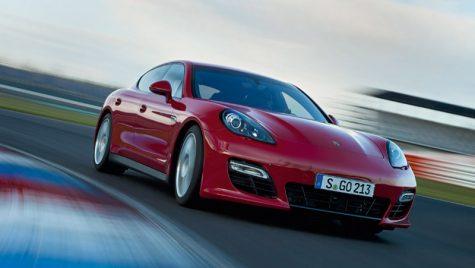 Porsche Panamera Gran Turismo Sport