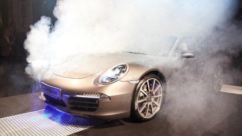 Noul Porsche 911 Carrera în România