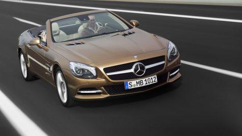 OFICIAL: Noua generație a roadster-ului Mercedes-Benz SL