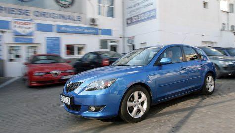 Proba second hand: Mazda 3