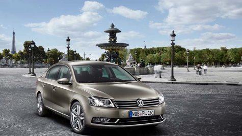 Informații și poze oficiale: noul Volkswagen Passat