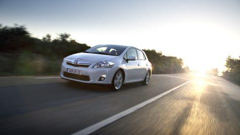 Toyota este lider în Europa cu cel mai scăzut nivel de emisii de CO2