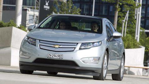 GM aduce îmbunătăţiri structurii lui Chevrolet Volt şi sistemului de răcire a bateriei