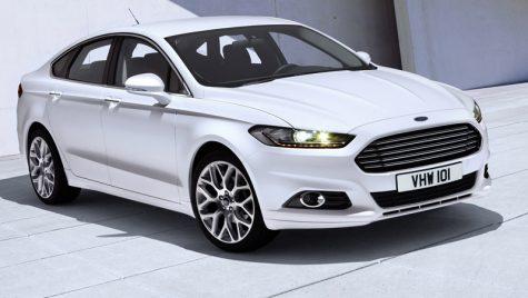 Noua generație Ford Mondeo – preview de peste Atlantic