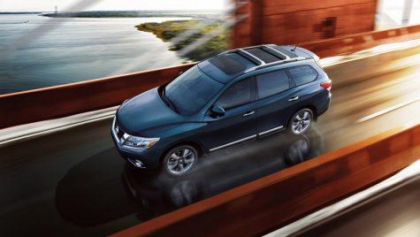 Nissan reinventează modelul Pathfinder