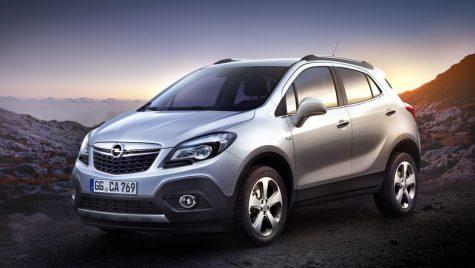 Un SUV de buzunar de la Opel: noul Mokka