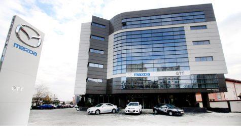 Un nou dealer Mazda în Bucureşti