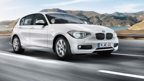 Cel mai economic BMW Seria 1 consumă doar 3.8 l/100 km