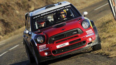 MINI debutează cu dreptul în sezonul actual WRC
