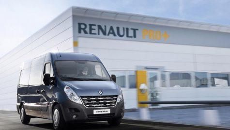 Renault Vehicule Comerciale este lider în România