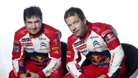 Sebastien Loeb și Daniel Elena răspund la întrebările fanilor pe Facebook