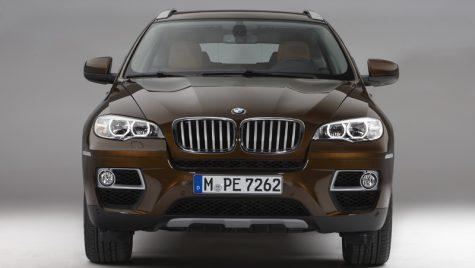 Facelift pentru BMW X6