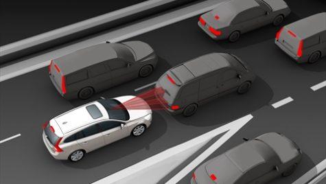 Volvo City Safety primește calificativul Euro NCAP Advance