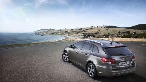 Premiera mondială a modelului Chevrolet Cruze station wagon