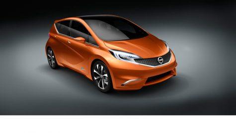 Nissan dezvăluie conceptul INVITATION la Salonul Auto de la Geneva