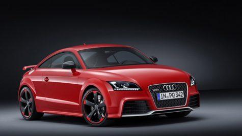 Și mai dinamic: noul Audi TT RS plus