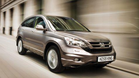 Ofertă de sezon pentru Honda CR-V
