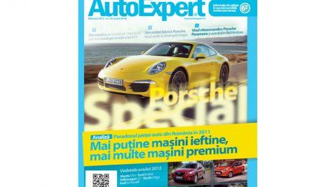 Revista AutoExpert în luna februarie