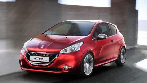 Peugeot prezintă la Geneva două concepte bazate pe noua generație 208