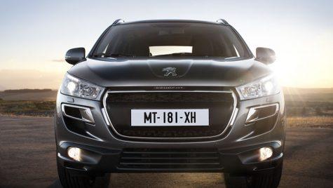 Noul SUV Peugeot 4008 debutează oficial la Salonul Auto de la Geneva