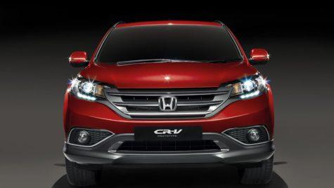 Noua generație Honda CR-V debutează sub formă de concept la Geneva
