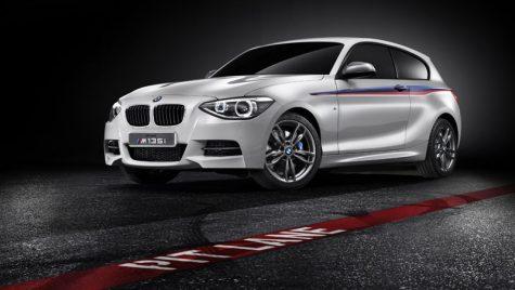 BMW ridică miza în segmentul sportivelor compacte: Concept M135i cu peste 300 CP