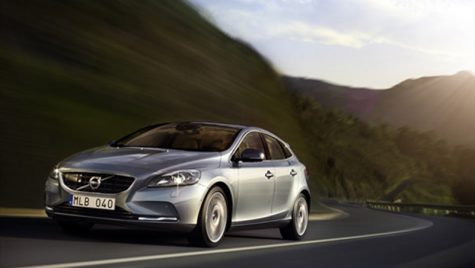 Video: Volvo ne prezintă noul V40