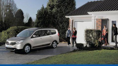 Dacia Lodgy: informații oficiale
