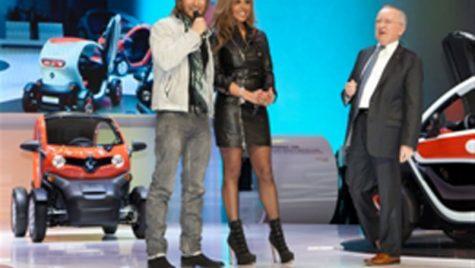 David Guetta este ambasadorul Renault Twizy
