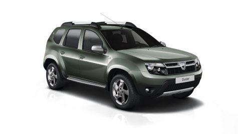 Dacia lansează o serie limitată pentru Duster