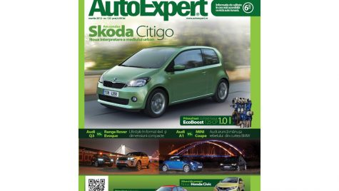 A apărut numărul de martie al revistei AutoExpert
