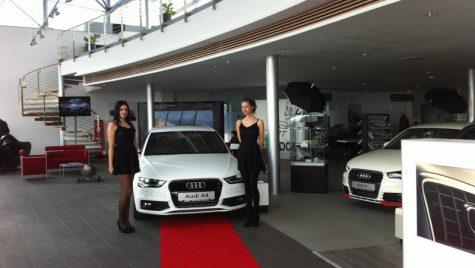 Săptămâna noului Audi A4 la MIDOCAR Vitan
