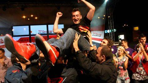 Cristian Rus este campionul Rompetrol Racing Challenge