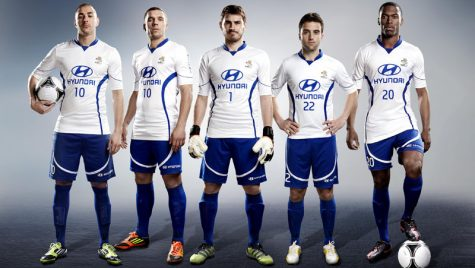 Cinci fotbaliști internaționali de top devin ambasadorii Hyundai pentru UEFA EURO 2012