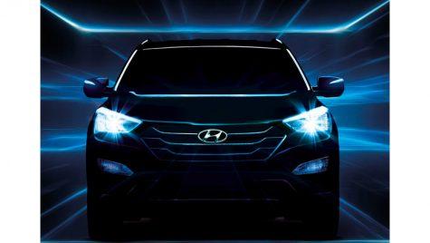 Hyundai dezvăluie imagini suplimentare cu noul Santa Fe