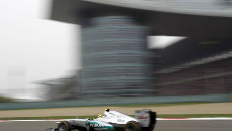 Nico Rosberg a obținut prima victorie în Formula 1