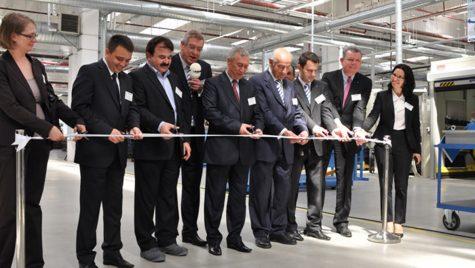 Kirkhhoff Automotive a inaugurat o nouă fabrică la Craiova