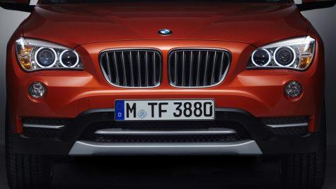 Facelift pentru BMW X1