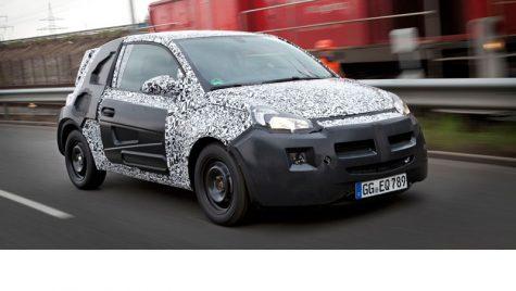 Cel mai mic Opel din istorie se va numi Adam
